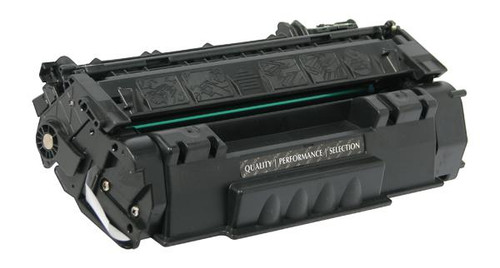 HP 49A (Q5949A) Remanufactured Toner Cartridge [2,500 Pages]