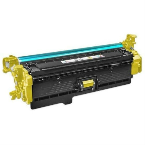 HP CF402X (201X) Yellow Compatible Toner Cartridge for Color LaserJet M252, M277 [2,300 pages]