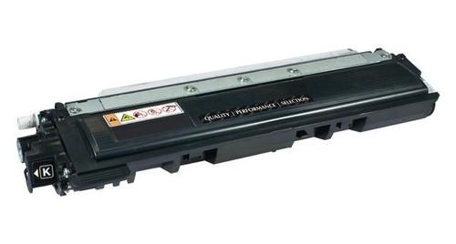 Brother TN210BK Black Remanufactured Toner Cartridge [2,200 Pages]