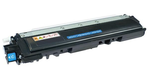 Brother TN210C Cyan Remanufactured Toner Cartridge [1,400 Pages]