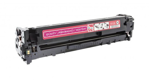 HP 128A (CE323A) Magenta Remanufactured Toner Cartridge [1,300 Pages]