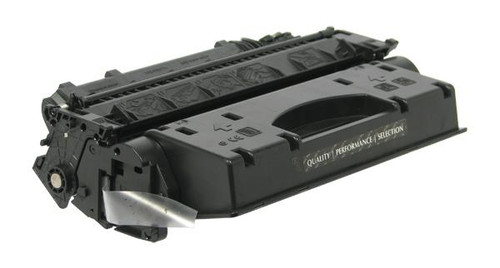 HP 05X (CE505X) High Yield Remanufactured Toner Cartridge [6,500 Pages]