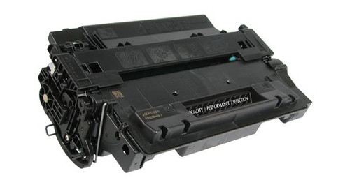 HP 55A (CE255A) Remanufactured Toner Cartridge [6,000 Pages]