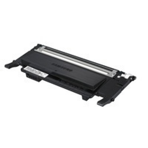Genuine Samsung CLT-K407S Black Toner Cartridge for CLP-320, CLP-321, CLP-325, CLP-326, CLP-3180, CLP-3185, CLP-3186 [1,