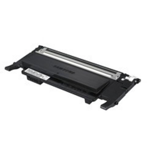 Genuine Samsung CLT-K407S Black Toner Cartridge for CLP-320, CLP-321, CLP-325, CLP-326, CLP-3180, CLP-3185, CLP-3186 [1,