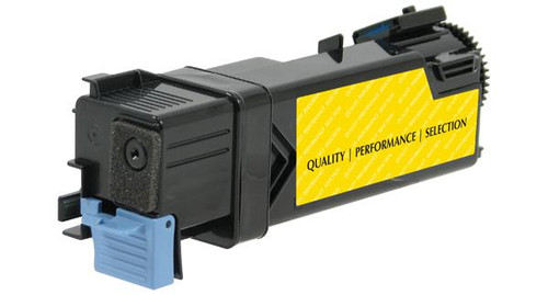 Dell NPDXG Yellow High Yield Remanufactured Toner Cartridge [2,500 Pages]