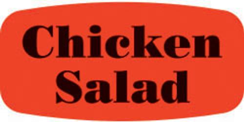 "Chicken Salad - No Minimum - .625"" x 1.25"" - 1000 per roll"