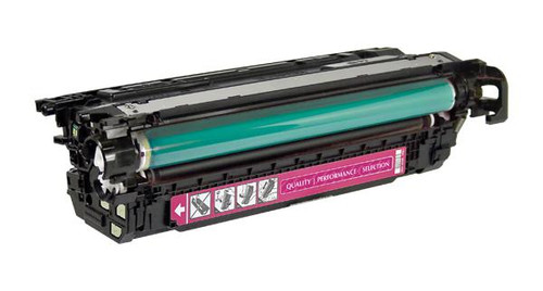 HP 648A (CE263A) Magenta Remanufactured Toner Cartridge [11,000 Pages]