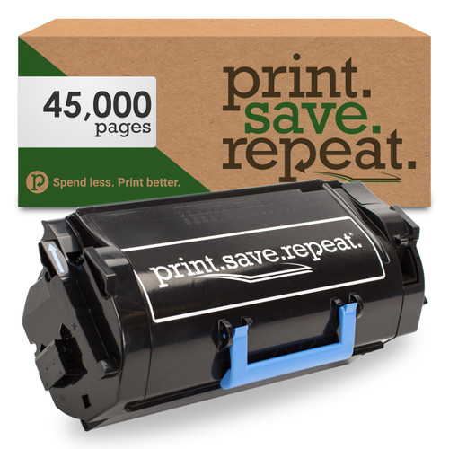 Dell 4T14T Extra High Yield Remanufactured Toner Cartridge for B5460 [45,000 Pages]