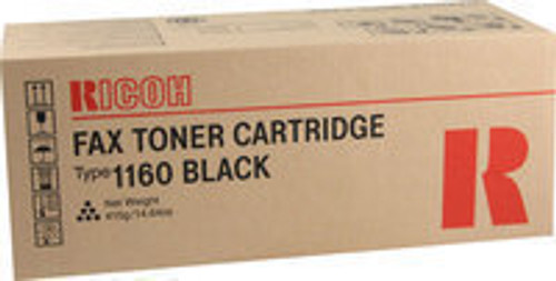 Genuine Ricoh 430347 Toner Cartridge for FAX 3310, 3320, 4410, 4420, 4430, Savinfax 2513, 3725, 3750, 3760 [5,000 Pages]