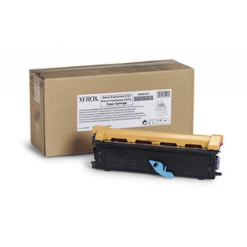 Genuine Xerox 006R01297 High Yield Toner Cartridge for FaxCentre 2121 [6,000 Pages]