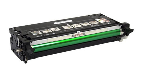 Xerox 113R00726 Black High Yield Remanufactured Toner Cartridge [8,000 Pages]