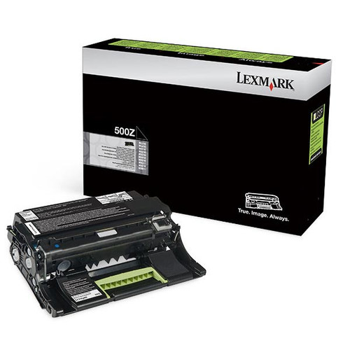 Genuine Lexmark 500Z Imaging Unit [60,000 pages]
