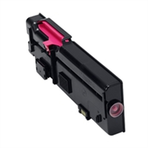 Genuine Dell V4TG6 Magenta High Yield Toner Cartridge for C2660, C2665 [4,000 Pages]