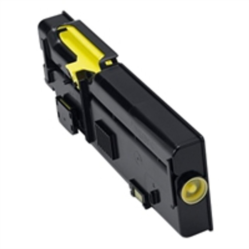 Genuine Dell 2K1VC Yellow Toner Cartridge for C2660, C2665 [4,000 Pages]