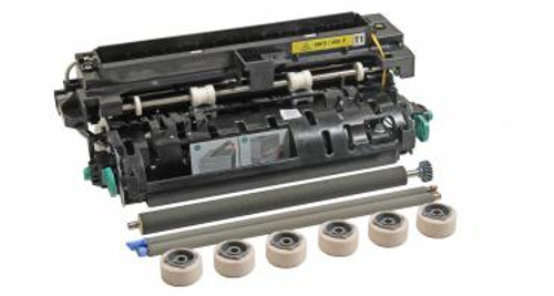 Lexmark 40X4724 Maintenance Kit with Remanufactured Fuser Assembly and OEM Rollers for T65x, X65x, 110v - Exchange Program