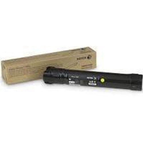 Genuine Xerox 106R01569 Black High Yield Toner Cartridge for Phaser 7800 [24,000 Pages]
