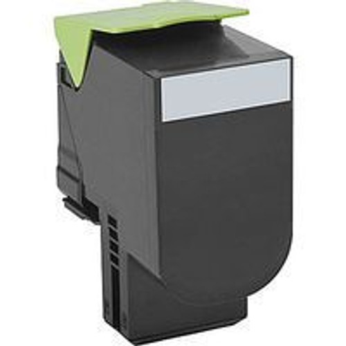Genuine Lexmark 801HK Black High Yield Toner Cartridge for CX410, CX510 [4,000 Pages]