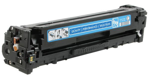 HP 131A (CF211A) Cyan Remanufactured Toner Cartridge [1,800 Pages]