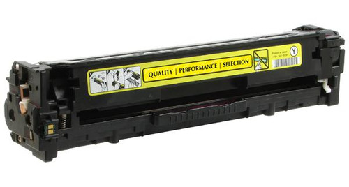 HP 131A (CF212A) Yellow Remanufactured Toner Cartridge [1,800 Pages]