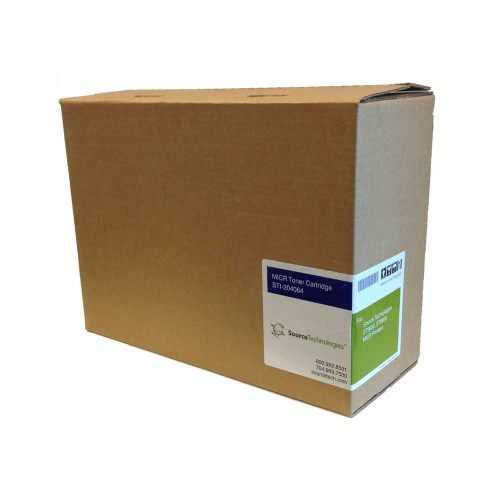 Genuine Source Technologies STI-204064 MICR Toner Cartridge for ST9630, ST9650 [8,000 Pages]