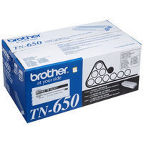 Genuine Brother TN650 Toner Cartridge for DCP-8070, DCP-8080, DCP-8085, HL-5340, HL-5350, HL-5370, HL-5380, MFC-8370, MF