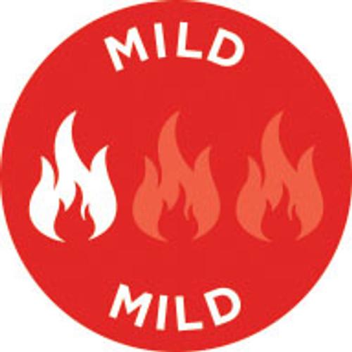 """1"""" Circle - 1000 per roll. Mild (icon)"""