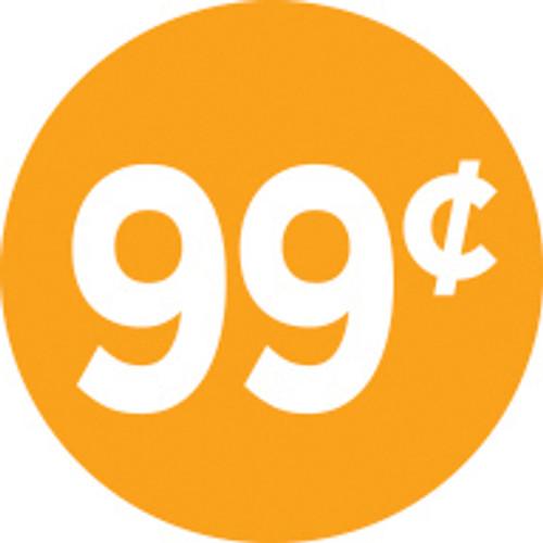 """1"""" Circle - 1000 per roll. 99¢ (icon)"""