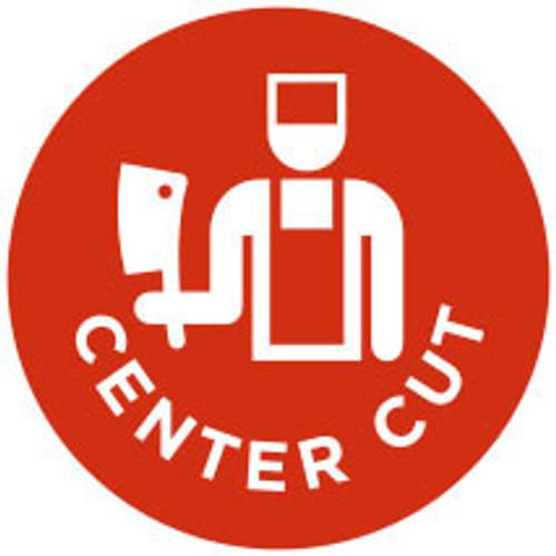 """1"""" Circle Center Cut Icon Label. 1000 per roll."""