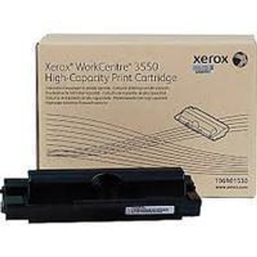 Genuine Xerox 106R01530 High Yield Toner Cartridge for WorkCentre 3550 [11,000 Pages]