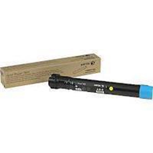 Genuine Xerox 106R01566 Cyan High Yield Toner Cartridge for Phaser 7800 [17,200 Pages]