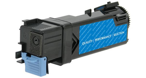 Xerox 106R01594 Cyan High Yield Remanufactured Toner Cartridge [2,500 Pages]