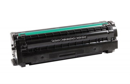 Samsung CLT-K506L Black High Yield Remanufactured Toner Cartridge [6,000 Pages]