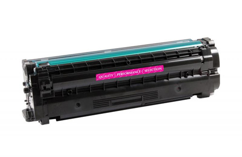Samsung CLT-M506L Magenta High Yield Remanufactured Toner Cartridge [3,500 Pages]