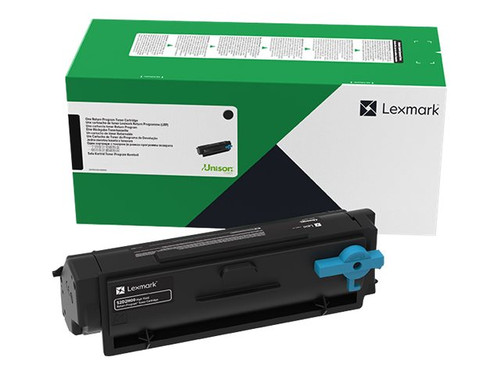 OEM Lexmark B341000 Standard Yield Toner Cartridge for B3340, B3442 [1,500 Pages]