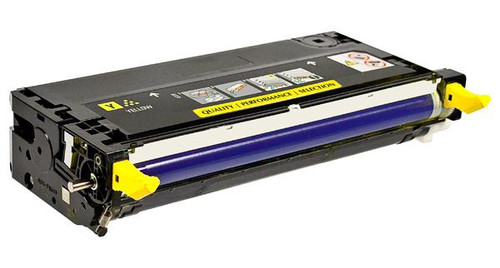 Xerox 106R01394 Yellow High Yield Remanufactured Toner Cartridge [5,900 Pages]