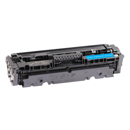 Canon 045 (1241C001) Cyan Remanufactured Toner Cartridge [1,300 Pages]