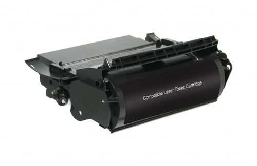 Lexmark 12A5845 High Yield Remanufactured Toner Cartridge [25,000 Pages]