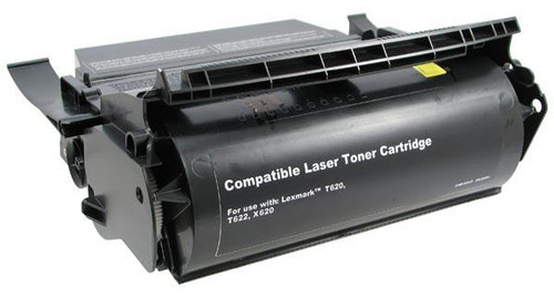 Lexmark 12A6865 High Yield Remanufactured Toner Cartridge [30,000 Pages]