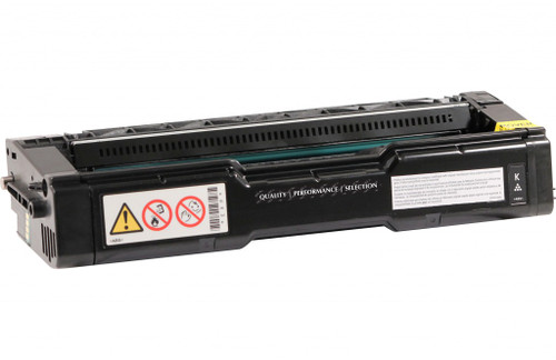 Ricoh 406475 Black High Yield Remanufactured Toner Cartridge [6,500 Pages]