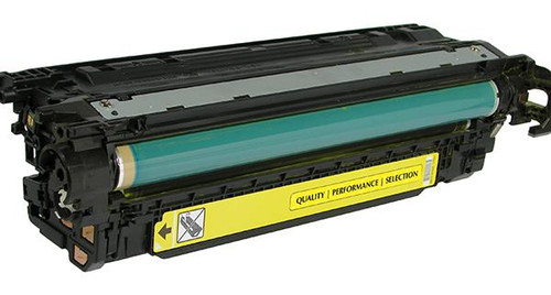 Canon 332 (6260B012) Yellow Remanufactured Toner Cartridge [6,400 Pages]