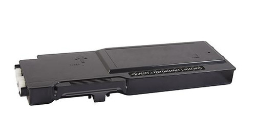 Dell 67H2T Black High Yield Remanufactured Toner Cartridge [6,000 Pages]