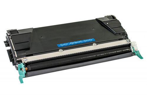 Lexmark C746A1CG Cyan Remanufactured Toner Cartridge [7,000 Pages]