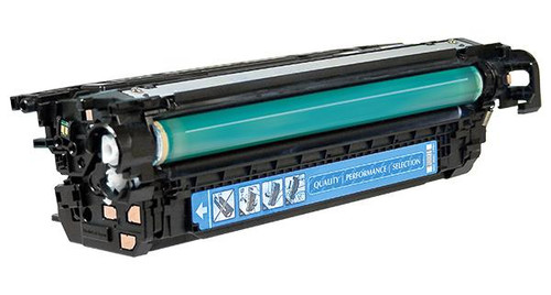 HP 646A (CF031A) Cyan Remanufactured Toner Cartridge [12,500 Pages]