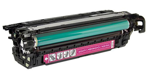 HP 646A (CF033A) Magenta Remanufactured Toner Cartridge [12,500 Pages]