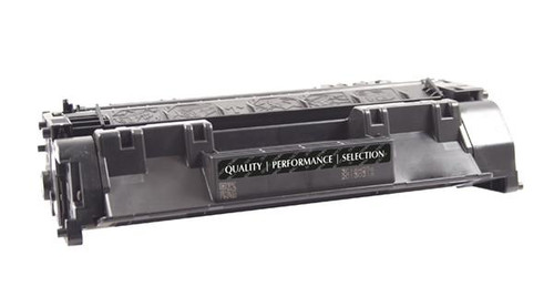 HP 80A (CF280A) Remanufactured Toner Cartridge [2,700 Pages]