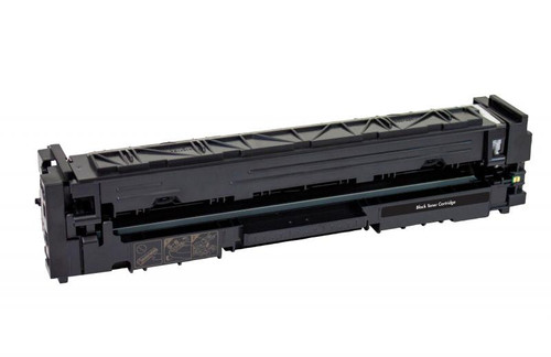 HP 204A (CF510A) Black Remanufactured Toner Cartridge [1,100 Pages]