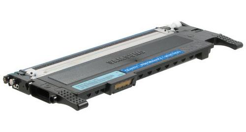 Samsung CLT-C407S Cyan Remanufactured Toner Cartridge [1,000 Pages]