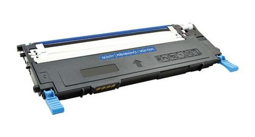 Samsung CLT-C409S Cyan Remanufactured Toner Cartridge [1,000 Pages]
