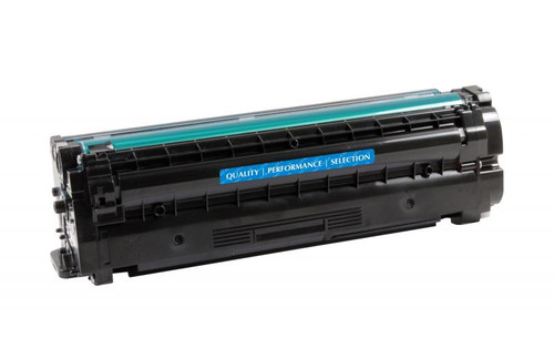 Samsung CLT-C505L Cyan Remanufactured Toner Cartridge [3,500 Pages]